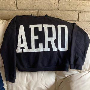 Aero pullover sweater, large